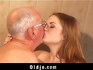 Teen Masseuse Going To Bed Aged Buyer Deepthroat Cum Swallow